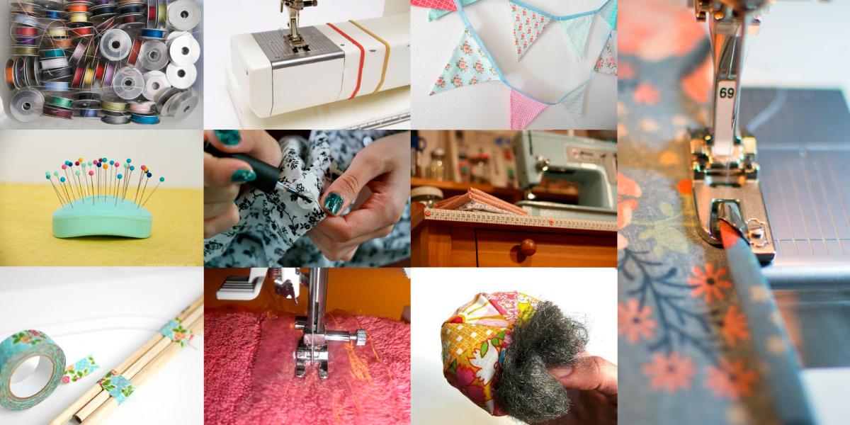 10 dicas de costura para iniciantes