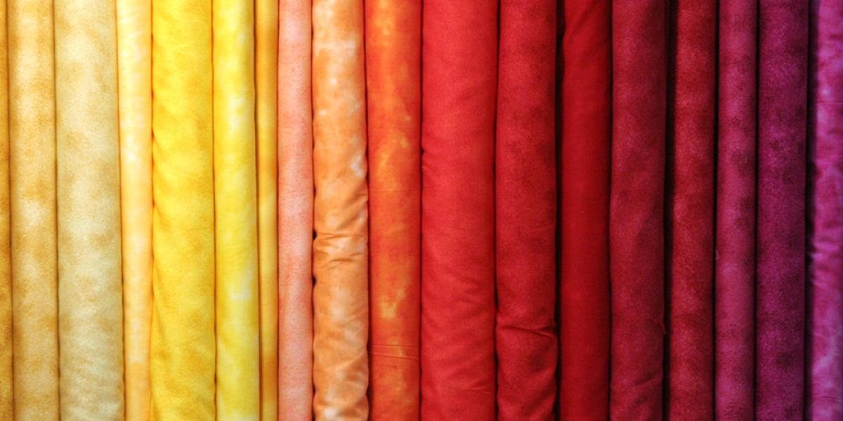 Cuidando de tecidos delicados